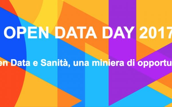 OPEN DATA DAY 2017 – Focus su Dati Sanitari