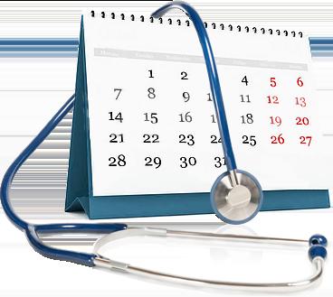 stetoscopio-calendario