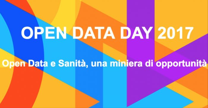 OPEN DATA DAY 2017 – Focus su Dati Sanitari